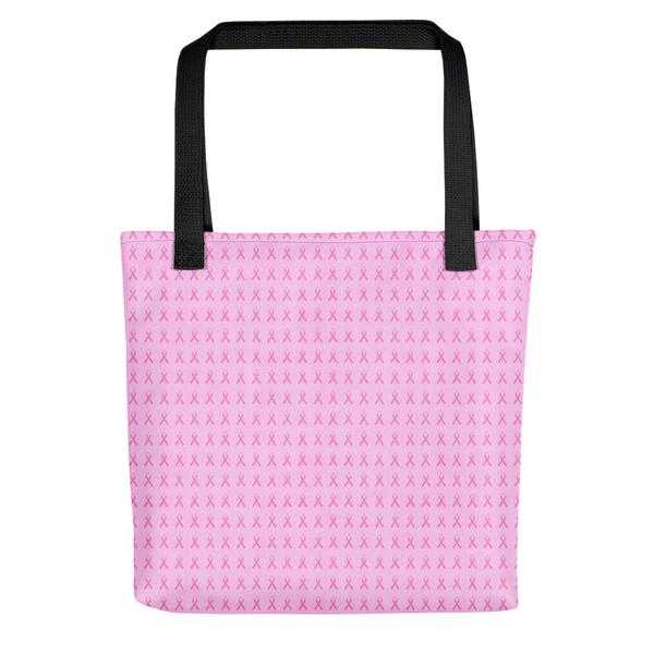 Pink Ribbon Tote Bag - Maryland O Mine