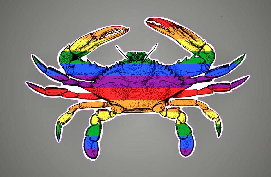 Rainbow Crab - Maryland O Mine