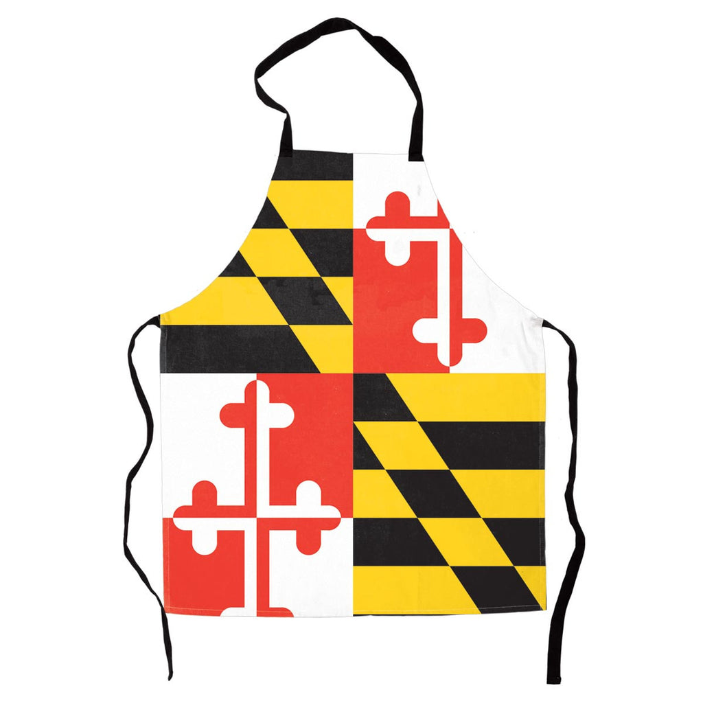 Maryland Flag Apron - Maryland O Mine