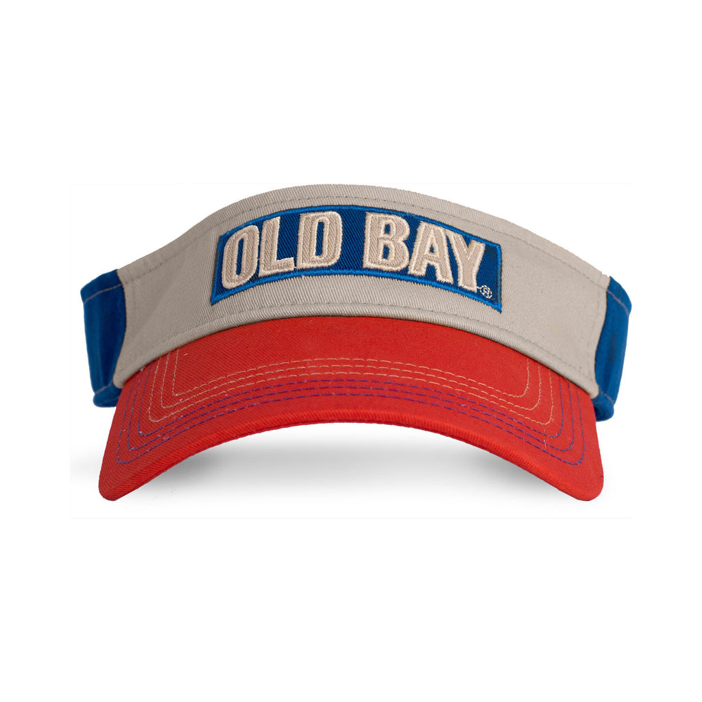 OLD BAY® Can Distressed Visor