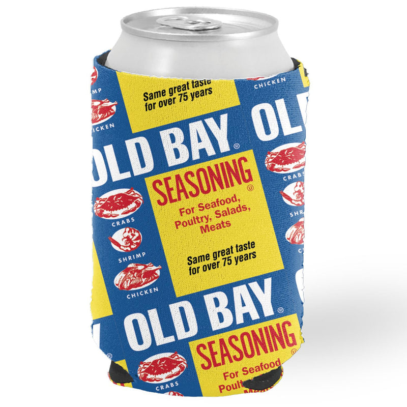 OLD BAY® Can Pattern Can Holder - Maryland O Mine