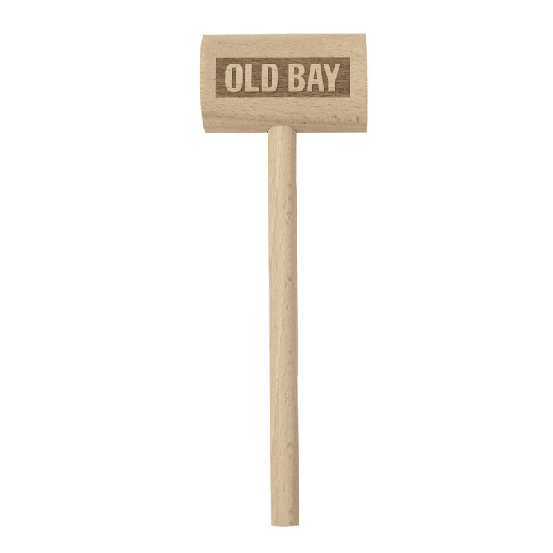 Old Bay Crab Mallet - Maryland O Mine
