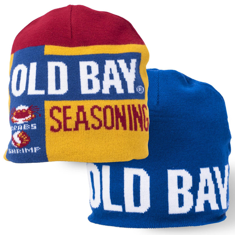 OLD BAY® Reversible Beanie | Maryland O Mine