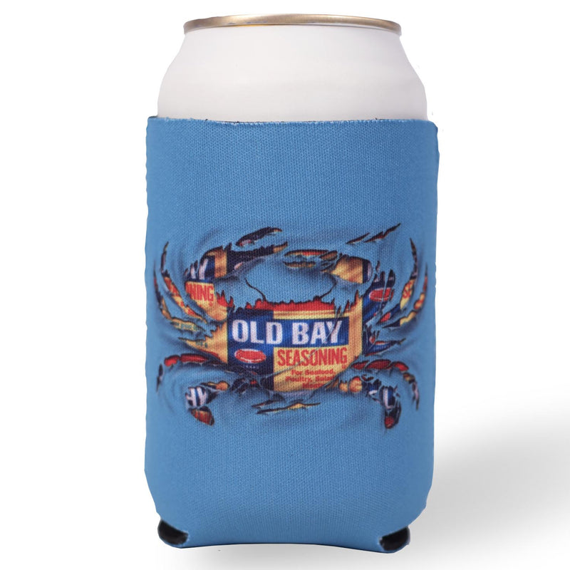 OLD BAY® Ripped Crab Can Holder - Maryland O Mine