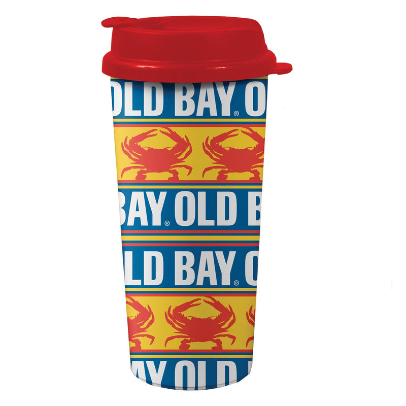 OLD BAY® Crab Coffee Tumbler - Maryland O Mine