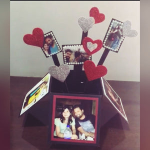ogo photo card bouquet