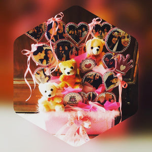 OGO Teddy Bouqet Handmade Gifts