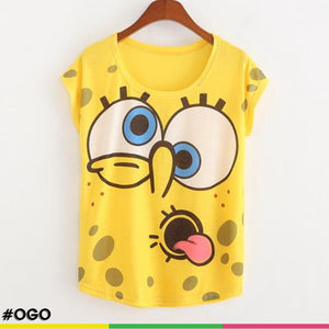 OGO Cartoon Tees