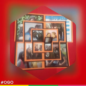 OGO Photo Maze Card
