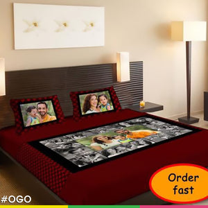 OGO Customised Bedsheets