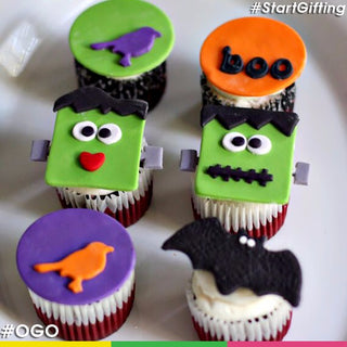 You can get express delivery option as you order these beautiful cupcakes to ensure that the gifts are delivered on time. You can choose to buy gifts online in India on the basis of the occasion like halloween at hand or even the personality of the recipient. A prefect unique gift and suits every occasion.