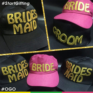 OGO Personalised Name Cap