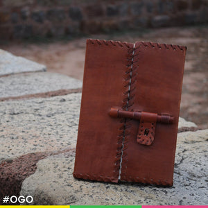Navgatha Classic Kundi Leather Diary