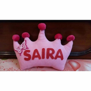 ogo name crown cushion