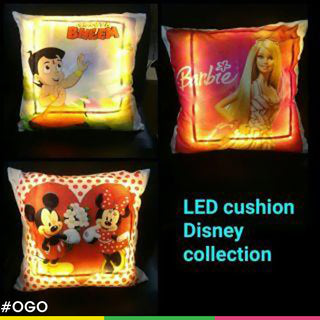 OGO Personalized LED Cushion