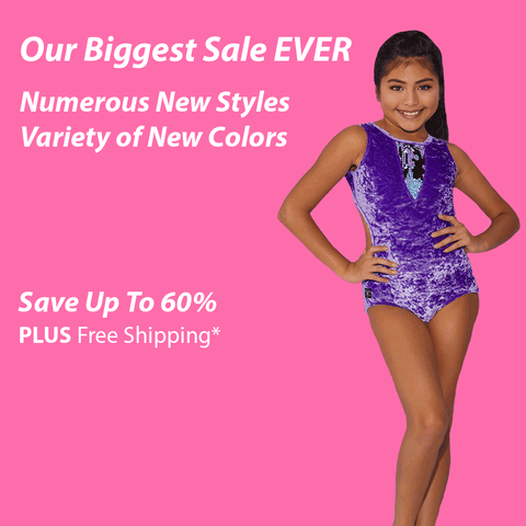 Dance Leotard Sale