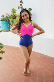 Cross Back Leotard - Girls