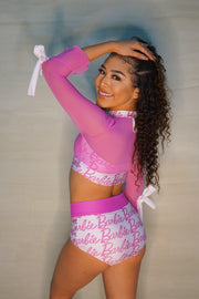 Hami Crop Top - Girls - Kandi Kouture