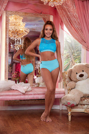 Ari's Lace Bra Top - Women - Kandi Kouture