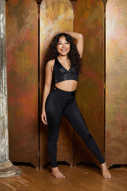 Influencer Luxe Athletic Bra Top - Girls - Kandi Kouture