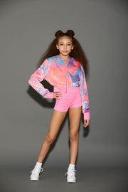 Mimi Zip Up - Girls