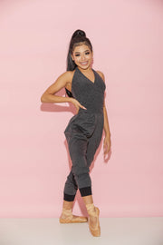 Hustle & Go Jumpsuit - Teens
