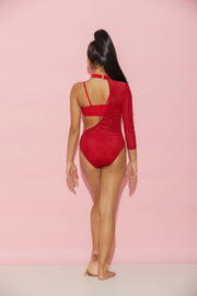 One Sided Leotard - Women