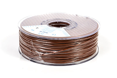 Brown. ABS Premium 3D Filament