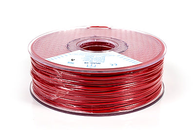 China Red. ABS Premium 3D Filament