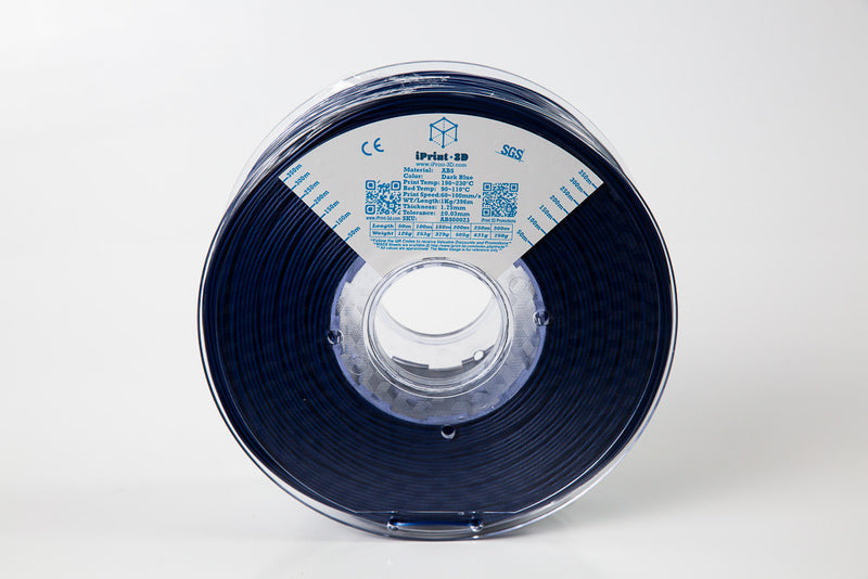 Dark Blue ABS Premium 3D Filament