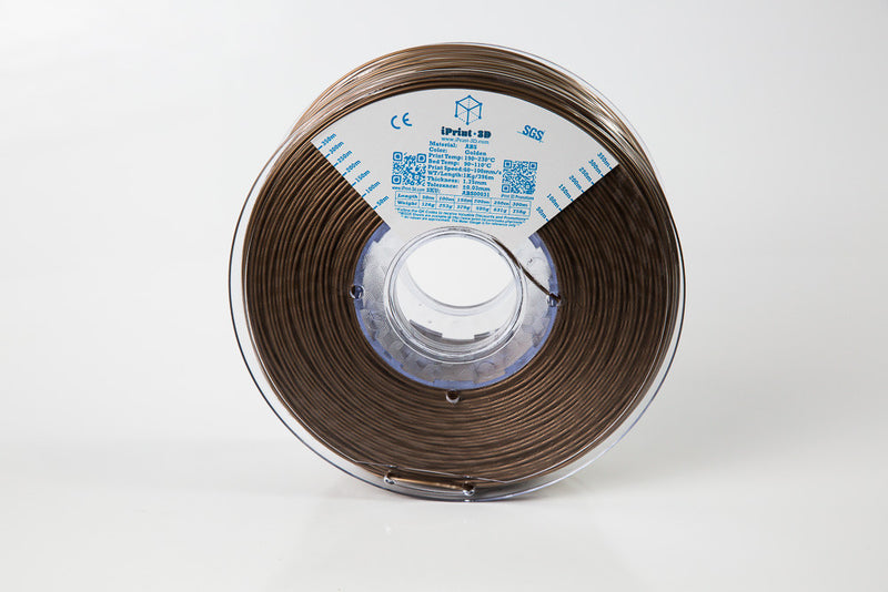 Golden ABS Premium 3D Filament