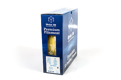 Pastel Yellow. ABS Premium 3D Filament