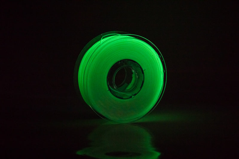 Glow in the Dark Green ABS Premium 3D Filament