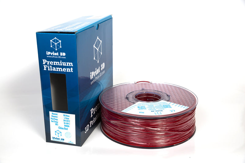 China Red PA Nylon Premium 3D Printing Filament