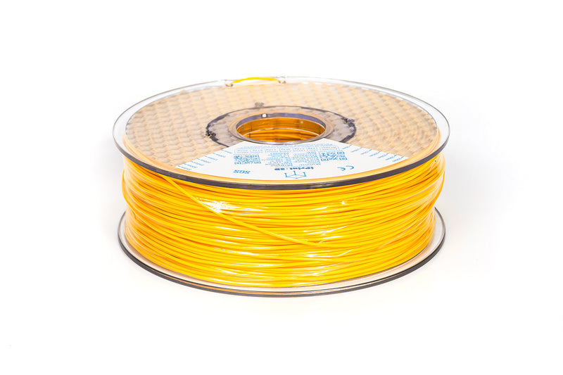 Dark Yellow PA Nylon Premium 3D Printing Filament