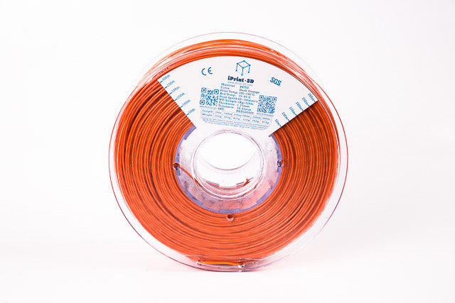 Dark Orange PETG Premium 3D Filament