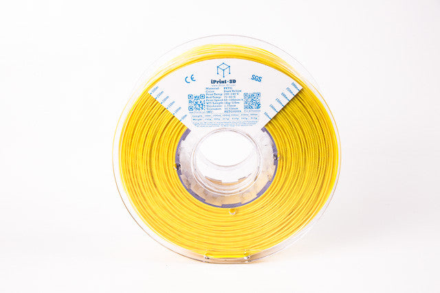 Dark Yellow PETG Premium 3D Filament