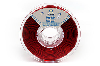 China Red, PLA Premium 3D Filament