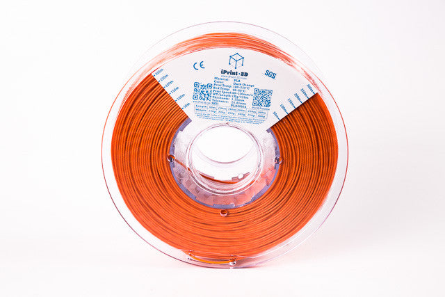 Dark Orange PLA Premium 3D Filament