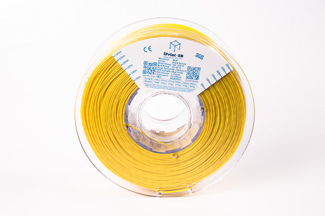 Dark Yellow PLA Premium 3D Filament