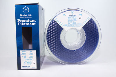 Galaxy Blue, PLA Premium 3D Filament