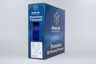 Sea Blue, PLA Premium 3D Filament