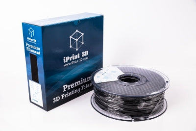 Black Flexible Soft PLA Premium 3D Filament