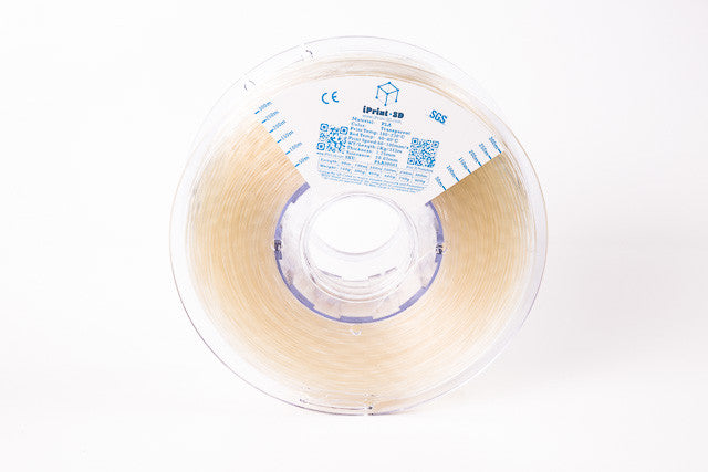 Transparent PLA Premium 3D Filament