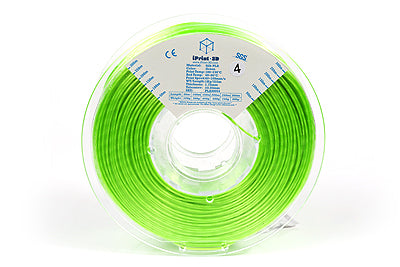Silk Green, PLA Premium 3D Filament