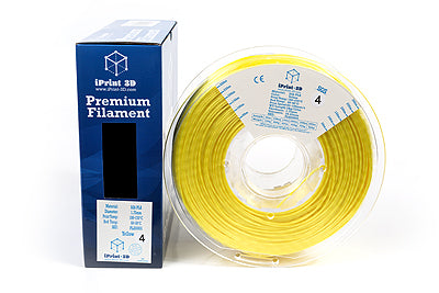 Silk Yellow, PLA Premium 3D Filament