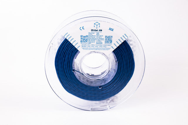 Blue TPE Flexible Premium 3D Filament