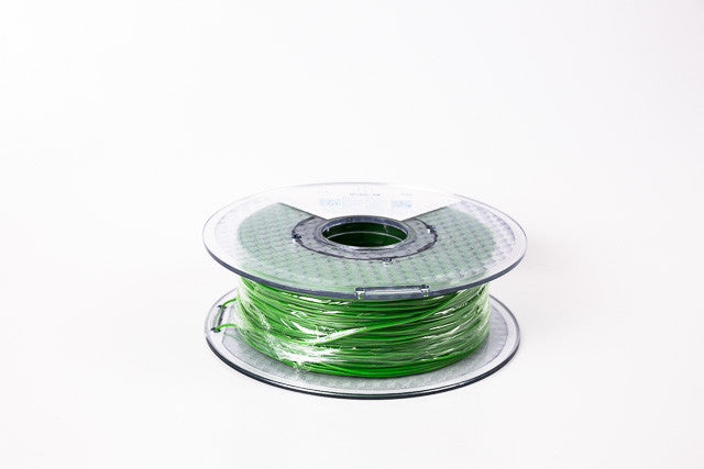 Dark Green TPE Flexible Premium 3D Filament