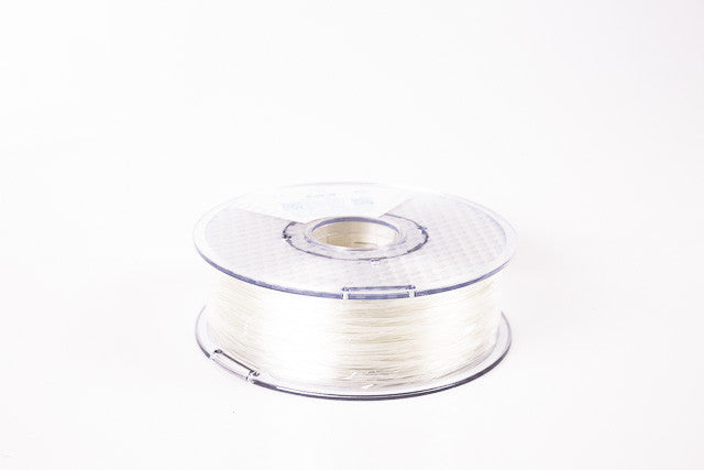Transparent TPU Flexible Premium 3D Filament