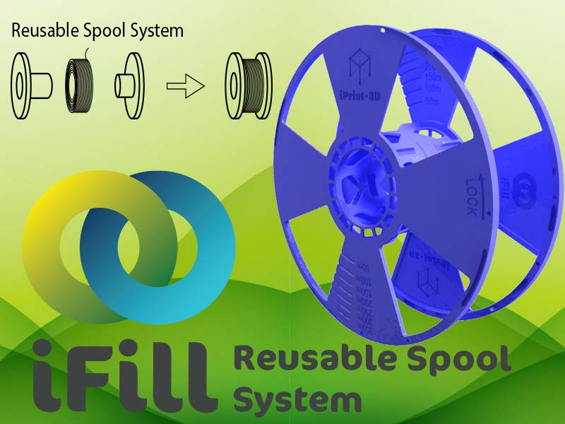 iFill Printable Spool
